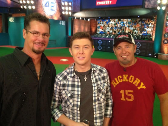 Mitch, Scotty & Kevin at MLB Network